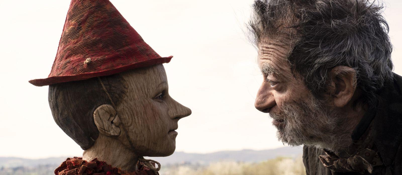 Pinocho (Italia), dirigida por Matteo Garrone. BCN Film Fest 2020
